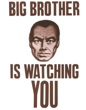 Banned but dont know why. 130-126big-brother-is-watching-you-posters1